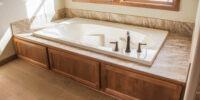 3137-Master Bathroom Tub